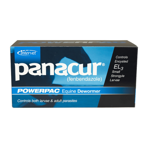 Panacur® Powerpac  5 x 57gm syringes