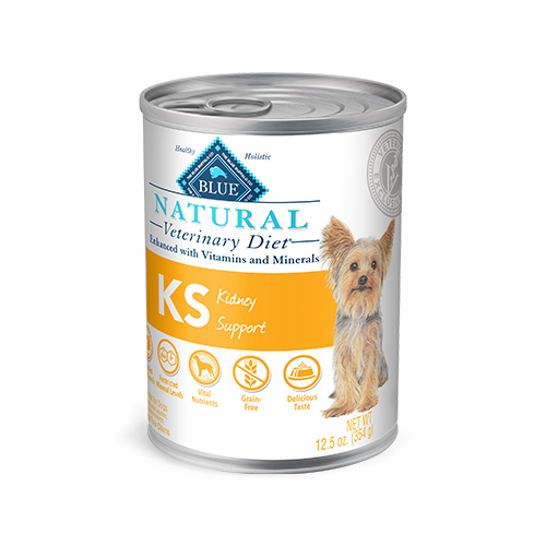 BLUE Naturals Veterinary Diet™ Dog KS Kidney Support Canned