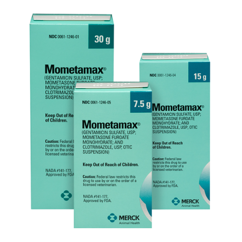 Mometamax® Otic Suspension