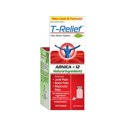 T-Relief™ Pain Relief Tablets