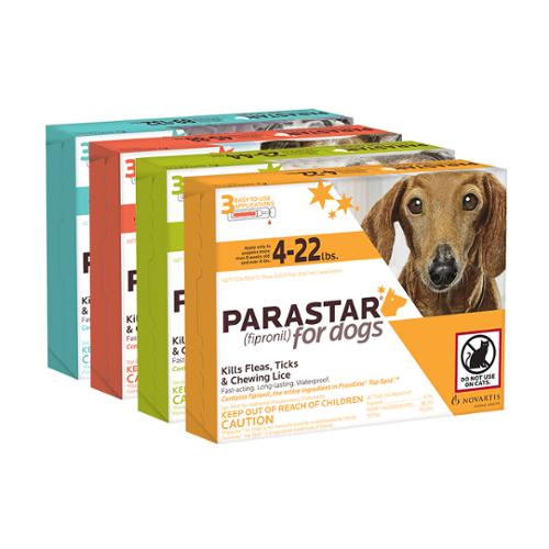 Parastar® for Dogs