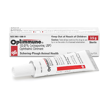 Optimmune® Ophthalmic Ointment