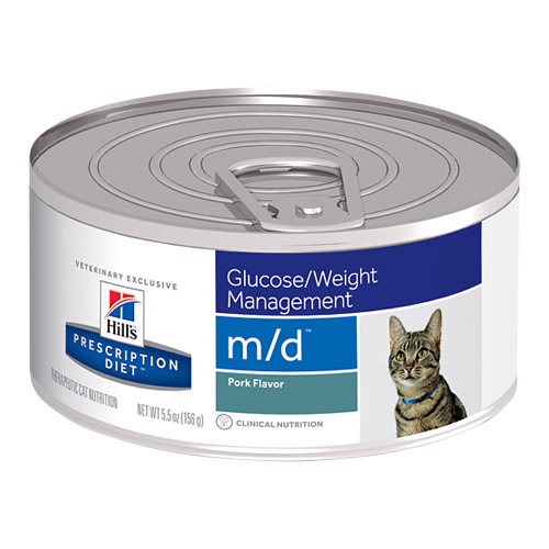 Hill's Prescription Diet® Cat m/d® Canned