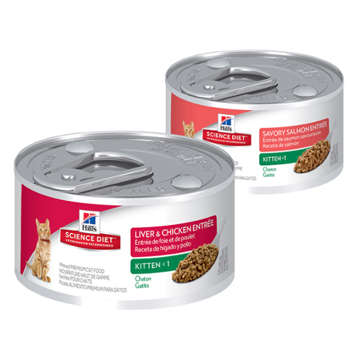 Hill's Science Diet® Kitten Healthy Development Canned