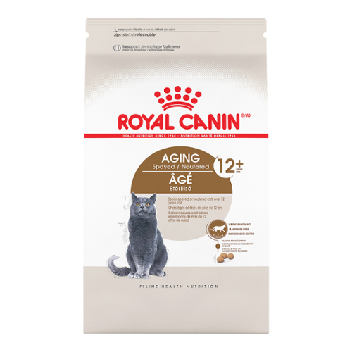 Royal Canin Feline Health Nutrition Spayed/Neutered 12+ Dry