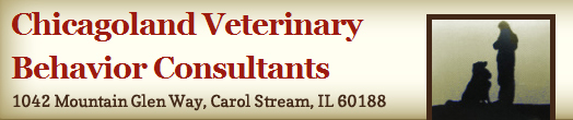 CHICAGOLAND VETERINARY BEHAVIOR