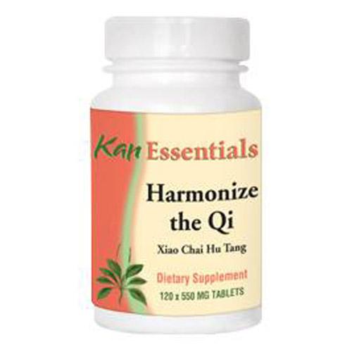 Harmonize the Qi Chinese Herbal