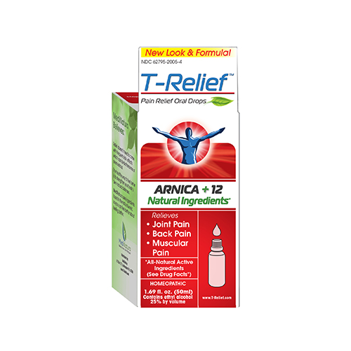 T-Relief™ Pain Relief Oral Drops