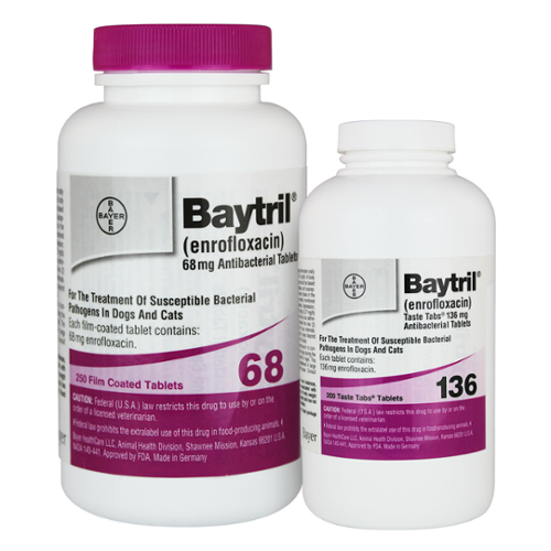 Baytril® Taste Tablet