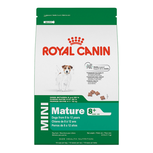 Royal Canin Size Health Nutrition MINI Mature 8+ Dry