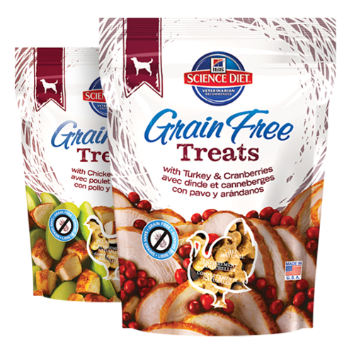 Hill's® Science Diet® Dog Grain Free Treats