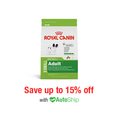 Royal Canin Size Health Nutrition X-SMALL Adult Dry