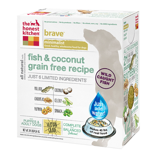 The Honest Kitchen® Brave Dehydated Grain-Free Food for Dogs