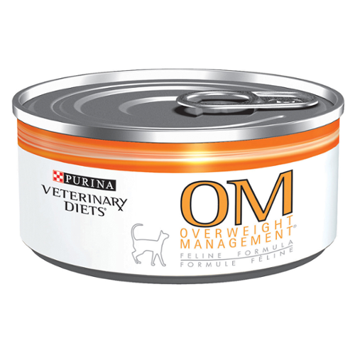 Purina® Pro Plan® Veterinary Diets Cat OM Overweight Management® Canned