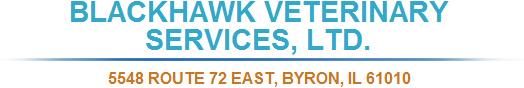 Blackhawk Veterinary Services, Ltd.