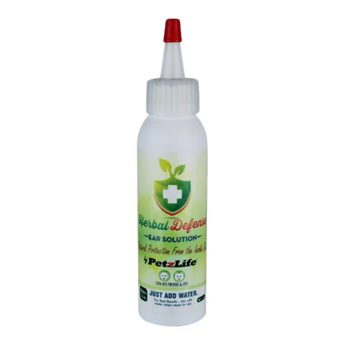 Herbal Defense Ear Solution by PetzLife