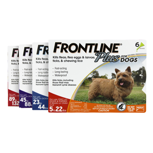 Frontline® Plus Dog