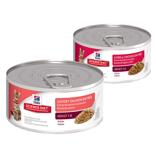 Hill's Science Diet® Cat Adult Canned