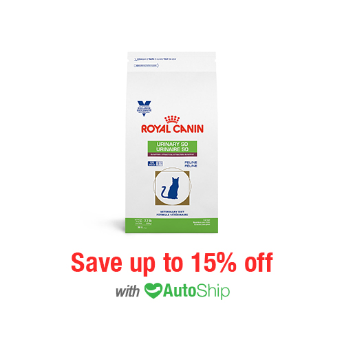 Royal Canin Urinary SO Olfactory Attraction Dry for Cats
