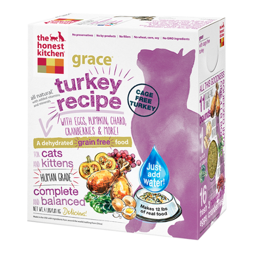 The Honest Kitchen® Grace Dehydrated Grain-Free Food for Cats
