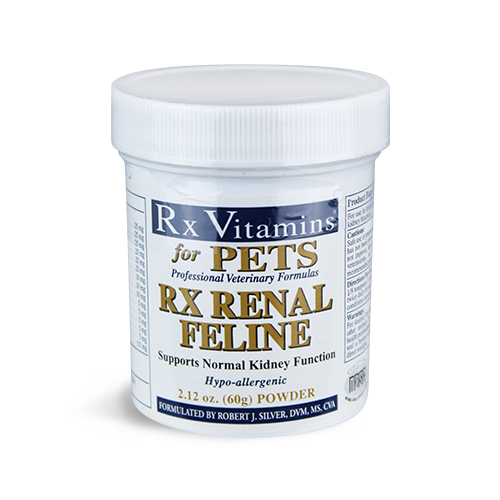 RX Renal Feline Powder