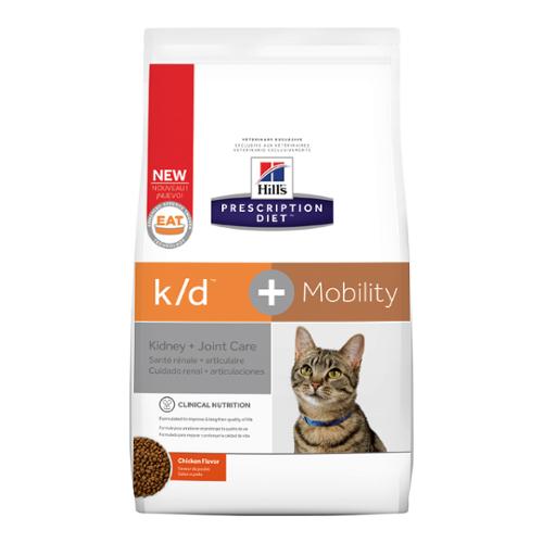 Hill's Prescription Diet® Cat k/d® + Mobility Dry