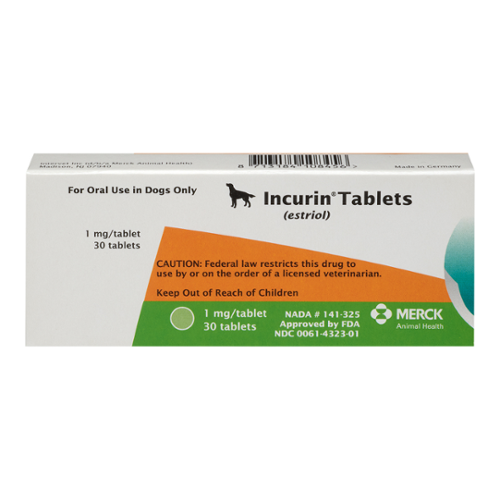 Incurin™ (estriol) Tablets
