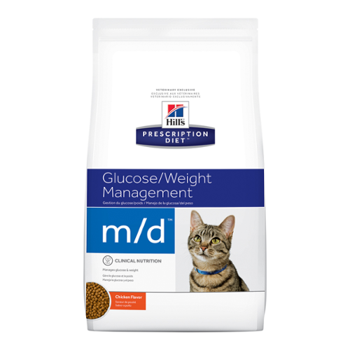 Hill's Prescription Diet® Cat m/d® Dry