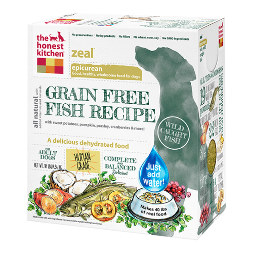 The Honest Kitchen® Zeal Dehydrated Grain-Free Food for Dogs