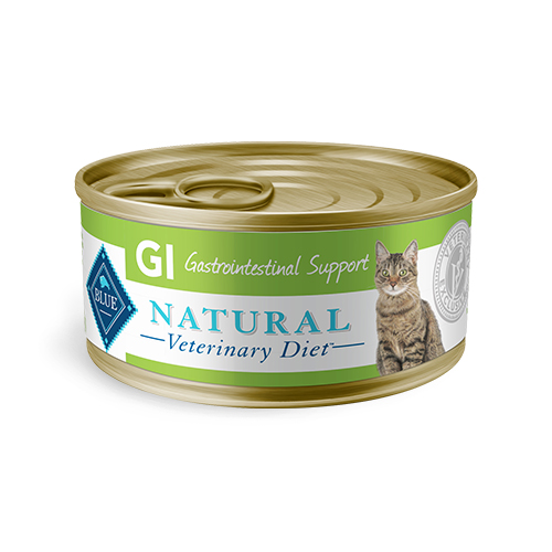 BLUE Naturals Veterinary Diet™ Cat GI Gastrointestinal Support