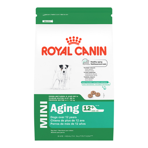 Royal Canin Size Health Nutrition MINI Aging 12+ Dry
