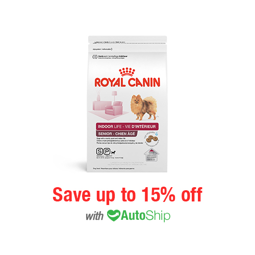 Royal Canin Lifestyle Health Nutrition Indoor Life Small Breed Senior Dry