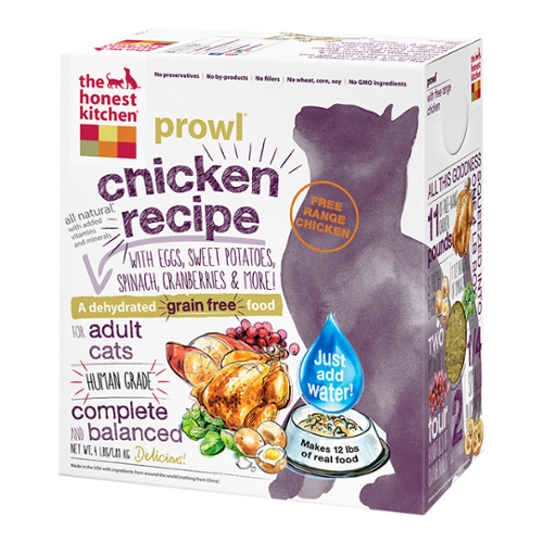 The Honest Kitchen® Prowl Dehydrated Grain-Free Food for Cats