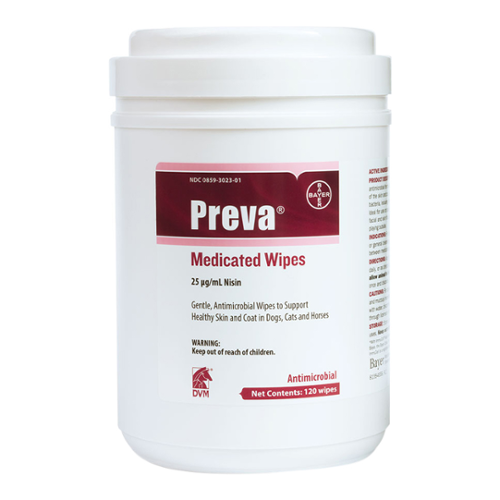 Preva® Medicated Wipes