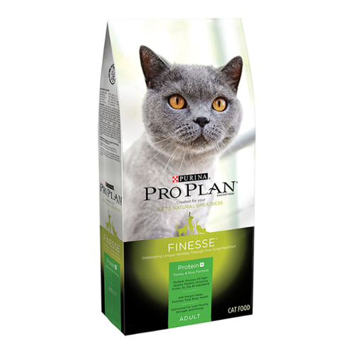 Purina® Pro Plan® True Nature™ Adult Cat 45% Protein Turkey & Rice Formula Dry