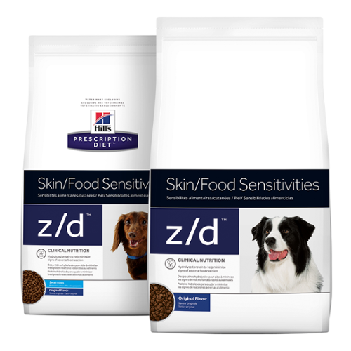 Hill's Prescription Diet® Dog z/d® Dry