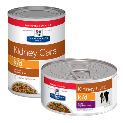 Hill's® Prescription Diet® Dog k/d™ Canned Stew