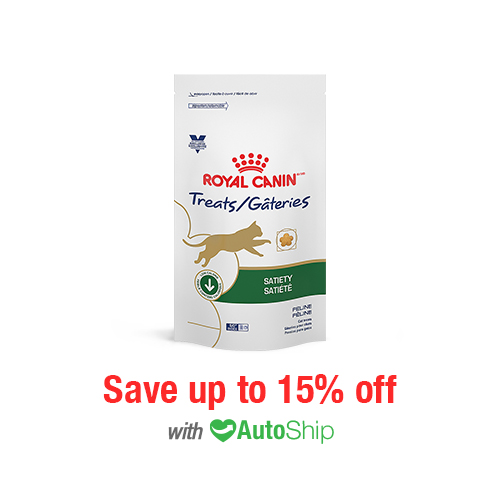 Royal Canin Satiety Treats for Cats