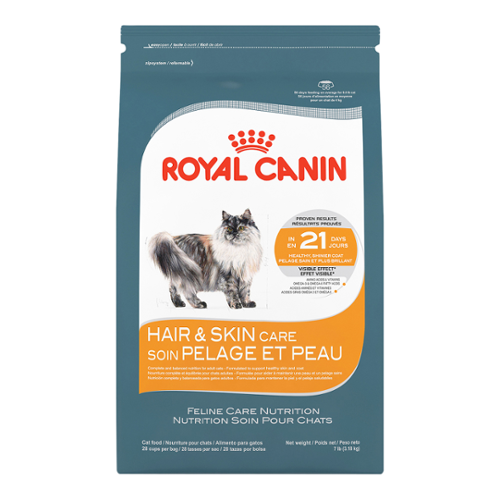 Royal Canin Feline Care Nutrition Hair & Skin Care Dry