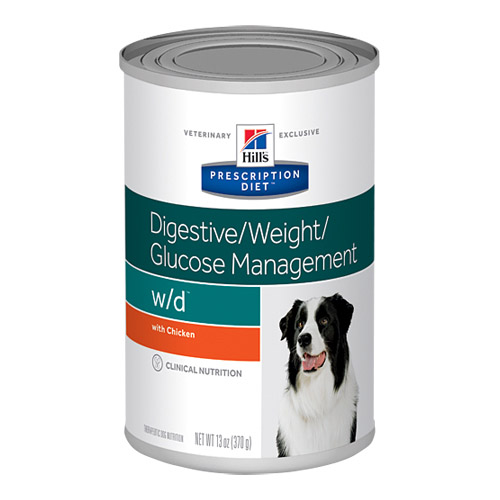 Hill's Prescription Diet® Dog w/d® Canned