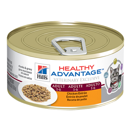 Hill's Healthy Advantage™ Cat Cans