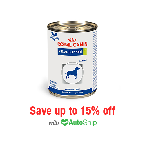 Royal Canin Renal Support T™ Can for Dogs