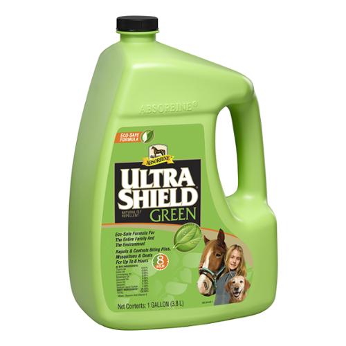 UltraShield® Green Natural Fly Repellent Spray