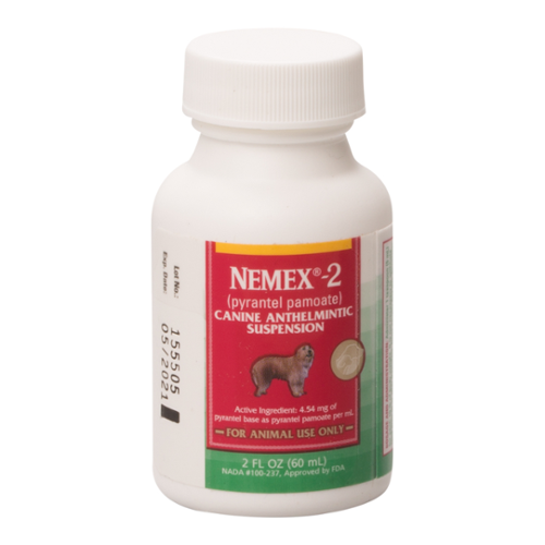 Nemex 2 Canine Suspension