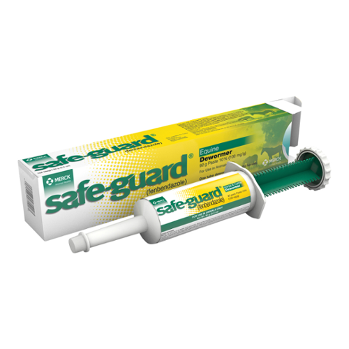 Safe-Guard® Paste Dewormer