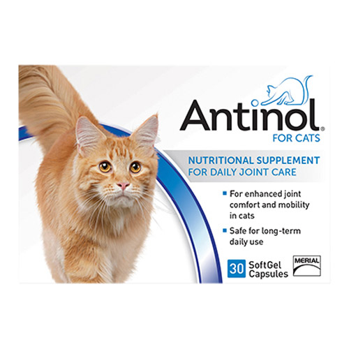 Antinol® SoftGel Capsules for Cats