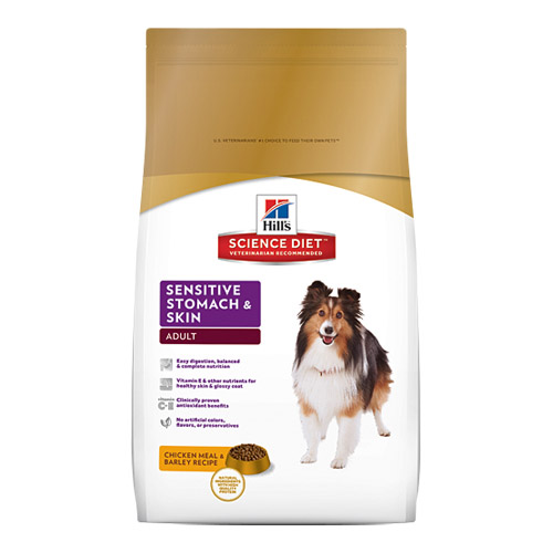 Hill's Science Diet® Dog Adult Sensitive Stomach & Skin Dry