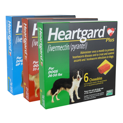 Heartgard® PLUS Dog Chews