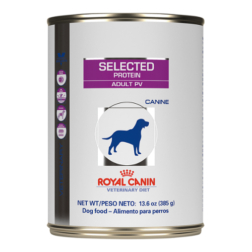 Royal Canin Selected Protein PV Can for Adult Dogs