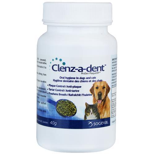 Clenz-a-dent™ ProDen PlaqueOff™